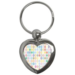 Background Wallpaper Spirals Twirls Key Chains (heart)  by Celenk