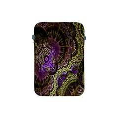 Abstract Fractal Art Design Apple Ipad Mini Protective Soft Cases by Celenk