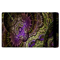 Abstract Fractal Art Design Apple Ipad Pro 9 7   Flip Case by Celenk