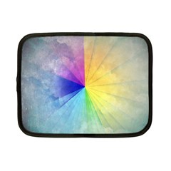 Abstract Art Modern Netbook Case (small)