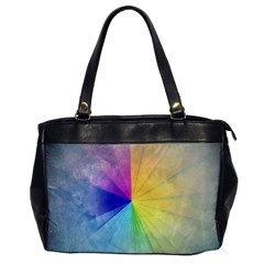 Abstract Art Modern Office Handbags by Celenk
