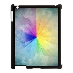 Abstract Art Modern Apple Ipad 3/4 Case (black) by Celenk