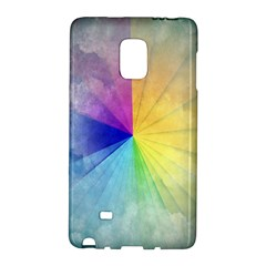 Abstract Art Modern Galaxy Note Edge by Celenk