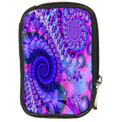 Fractal Fantasy Creative Futuristic Compact Camera Cases by Celenk