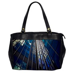 Architecture Skyscraper Office Handbags by Celenk