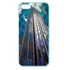 Architecture Skyscraper Apple Seamless Iphone 5 Case (color) by Celenk