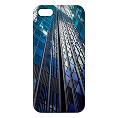 Architecture Skyscraper Iphone 5s/ Se Premium Hardshell Case by Celenk