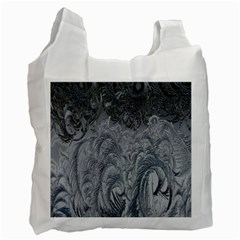 Abstract Art Decoration Design Recycle Bag (one Side) by Celenk