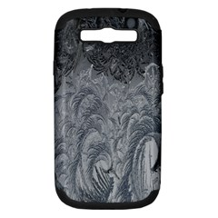 Abstract Art Decoration Design Samsung Galaxy S Iii Hardshell Case (pc+silicone) by Celenk