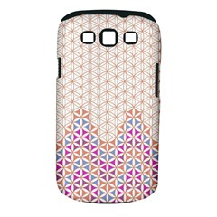 Flower Of Life Pattern 1 Samsung Galaxy S Iii Classic Hardshell Case (pc+silicone) by Cveti