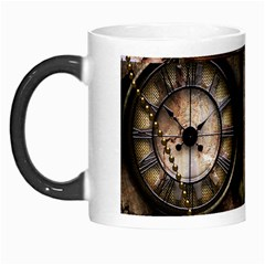 Steampunk, Wonderful Clockwork With Gears Morph Mugs by FantasyWorld7