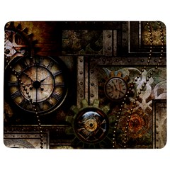 Steampunk, Wonderful Clockwork With Gears Jigsaw Puzzle Photo Stand (rectangular) by FantasyWorld7