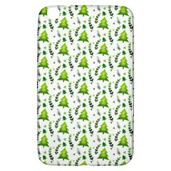 Watercolor Christmas Tree Samsung Galaxy Tab 3 (8 ) T3100 Hardshell Case  by patternstudio