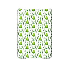 Watercolor Christmas Tree Ipad Mini 2 Hardshell Cases by patternstudio