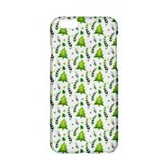 Watercolor Christmas Tree Apple Iphone 6/6s Hardshell Case by patternstudio