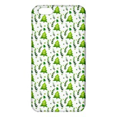 Watercolor Christmas Tree Iphone 6 Plus/6s Plus Tpu Case by patternstudio