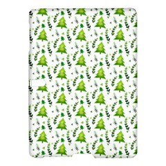 Watercolor Christmas Tree Samsung Galaxy Tab S (10 5 ) Hardshell Case  by patternstudio