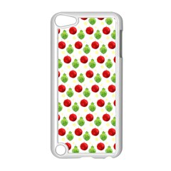 Watercolor Ornaments Apple Ipod Touch 5 Case (white) by patternstudio