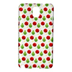 Watercolor Ornaments Samsung Galaxy Note 3 N9005 Hardshell Case by patternstudio