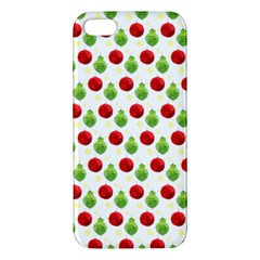 Watercolor Ornaments Iphone 5s/ Se Premium Hardshell Case by patternstudio
