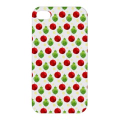 Watercolor Ornaments Apple Iphone 4/4s Hardshell Case by patternstudio