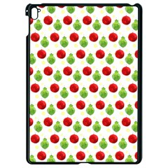Watercolor Ornaments Apple Ipad Pro 9 7   Black Seamless Case by patternstudio