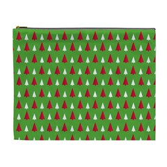 Christmas Tree Cosmetic Bag (xl) by patternstudio