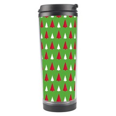 Christmas Tree Travel Tumbler by patternstudio