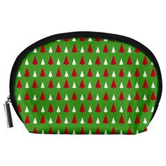 Christmas Tree Accessory Pouches (large)  by patternstudio
