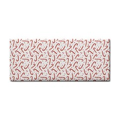 Candy Cane Cosmetic Storage Cases by patternstudio