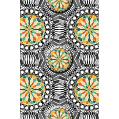 Beveled Geometric Pattern 5 5  X 8 5  Notebooks by linceazul