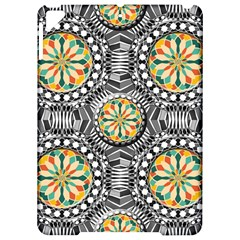 Beveled Geometric Pattern Apple Ipad Pro 9 7   Hardshell Case by linceazul