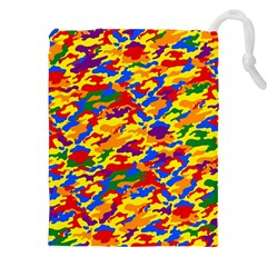 Homouflage Gay Stealth Camouflage Drawstring Pouches (xxl) by PodArtist