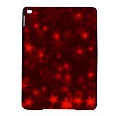 Blurry Stars Red Ipad Air 2 Hardshell Cases by MoreColorsinLife