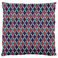 Rhomboids Pattern 2 Standard Flano Cushion Case (one Side) by Cveti