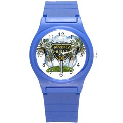 Beverly Hills Round Plastic Sport Watch (s) by allthingseveryday