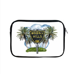 Beverly Hills Apple Macbook Pro 15  Zipper Case by allthingseveryday