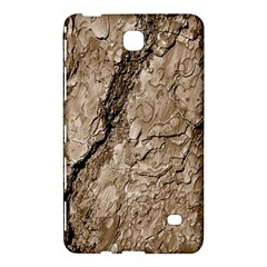 Tree Bark B Samsung Galaxy Tab 4 (7 ) Hardshell Case  by MoreColorsinLife