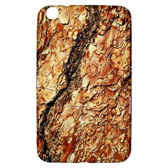 Tree Bark D Samsung Galaxy Tab 3 (8 ) T3100 Hardshell Case  by MoreColorsinLife