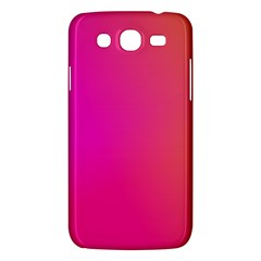 Pink Orange Yellow Ombre  Samsung Galaxy Mega 5 8 I9152 Hardshell Case  by SimplyColor