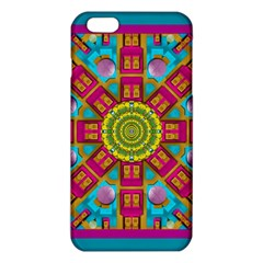 Sunny And Bohemian Sun Shines In Colors Iphone 6 Plus/6s Plus Tpu Case by pepitasart