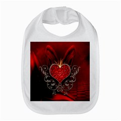 Wonderful Heart With Wings, Decorative Floral Elements Amazon Fire Phone by FantasyWorld7
