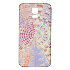 Gateway To Thelight Pattern  Samsung Galaxy S5 Back Case (white) by Cveti