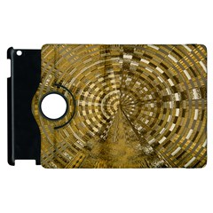Gatway To Thelight Pattern 4 Apple Ipad 2 Flip 360 Case by Cveti