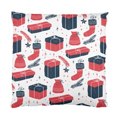 Christmas Gift Sketch Standard Cushion Case (two Sides) by patternstudio