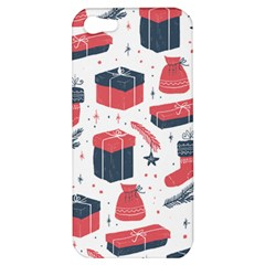 Christmas Gift Sketch Apple Iphone 5 Hardshell Case by patternstudio