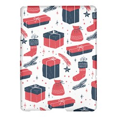 Christmas Gift Sketch Samsung Galaxy Tab S (10 5 ) Hardshell Case  by patternstudio