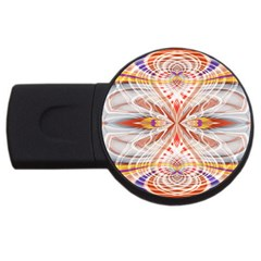 Heart   Reflection   Energy Usb Flash Drive Round (2 Gb)
