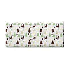 Reindeer Tree Forest Cosmetic Storage Cases by patternstudio