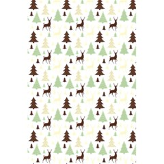Reindeer Tree Forest 5 5  X 8 5  Notebooks by patternstudio